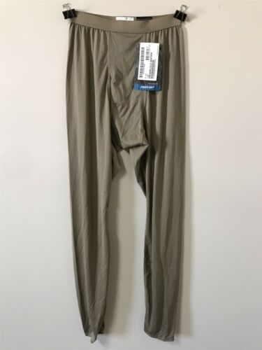 POLARTEC GEN III LEVEL 1 DRAWERS SMALL LONG NWT COYOTE