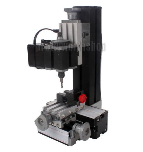 NO VAT 24W Metal Mini Milling Machine Metalworking DIY Woodworking Power Tools