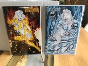 Hard-To-Find-SET-2-LADY-DEATH-MOMENTS-1-NAUGHTY-FIRE-AND-ICE-EDT-84-100