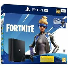 SONY PS4 PRO GAMMA + FORTNITE VHC