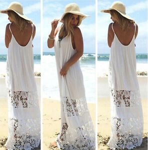 Women-Lace-Beach-Boho-Maxi-Sundress-Sleeveless-Long-Dress-Party-Bohemian-Dress