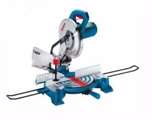 New-Mitre-Saw-Bosch-GCM-10-Mx-Professional-Tool