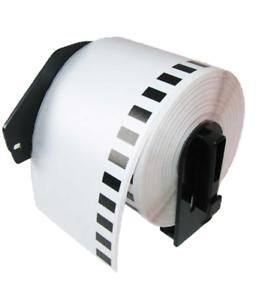 Compatible con DK11202 62x100mm Blanco Etiquetas de dirección for Brother QL-810W