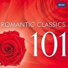 101 Romantic Classics Various Audio CD