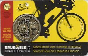 Belgie-2-5-euro-2019-Tour-de-france-Nederlands