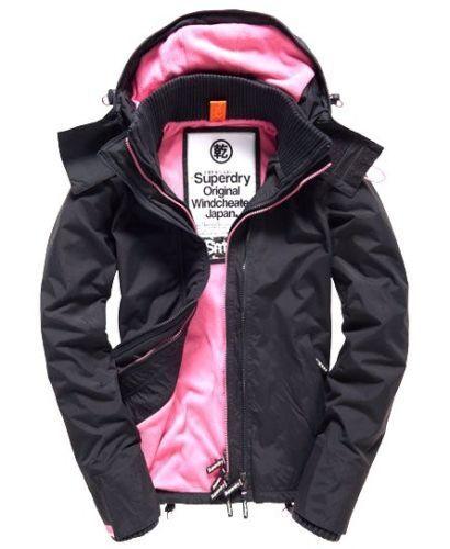 2019 Nuovo Stile Bnwt Linea Donna Superdry Hooded Arctic Giacca A Vento, Piccolo, S, Taglia 10, Prezzo Consigliato £ 70