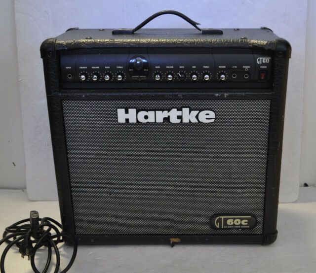 hartke gt60c 60 watts guitar amp for sale online ebayhartke gt60c guitar amp 60 watts nj pick up only