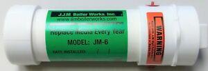Raypak KIT# 015199 JM-6 Acidic Condensate pH Treatment Tube JJM ...