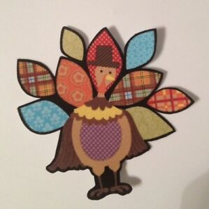 Patchwork-Turkeys-Iron-On-Fabric-Appliques-Fall-Thanksgiving-Patches