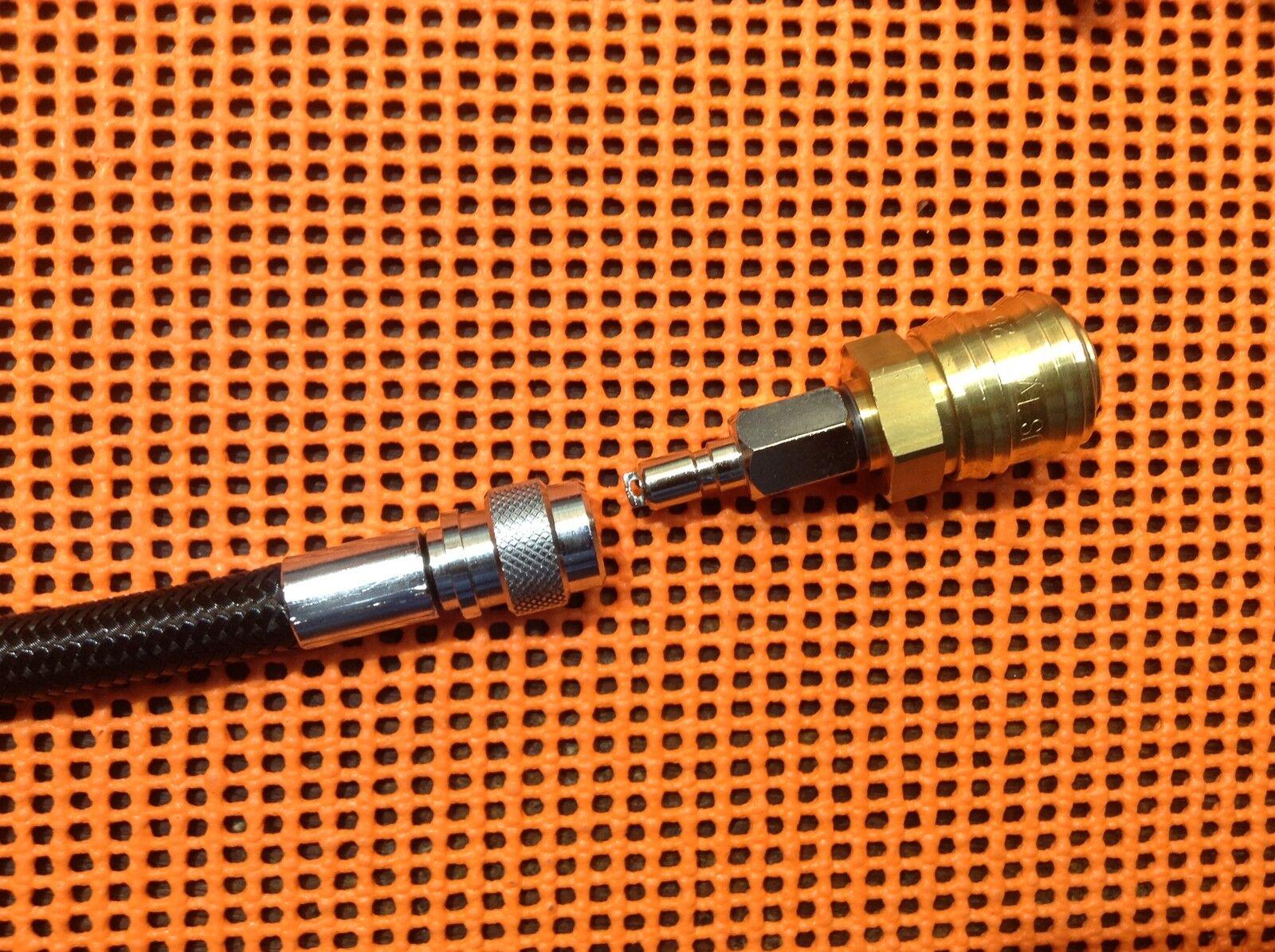 Adapter Inflatorschlauch Scubapro, Apeks...auf Luft Luft Luft Standard-Kupplung    Geeignet für Farbe  872976