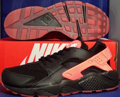 Run Lava Nike 5 Hot Black Huarache Sz 991 777330 Air Id 11 q4qwAOEUx