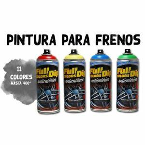 Spray Pintura Anticalorica Permanente Pinzas Freno Fulldip Envío Gratis 24h Ebay