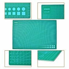 West Design A3 Size Double Sided Self Healing Cutting Mat Metric Grid 450x300mm