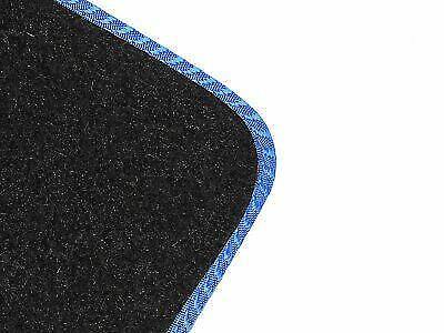 2012 on Tailored Black Colour Trim Carpet 4pc Floor Mats for Mercedes B Class