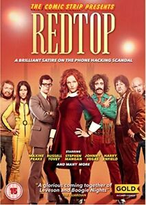 The-Comic-Strip-Presents-Red-Top-DVD-Region-2