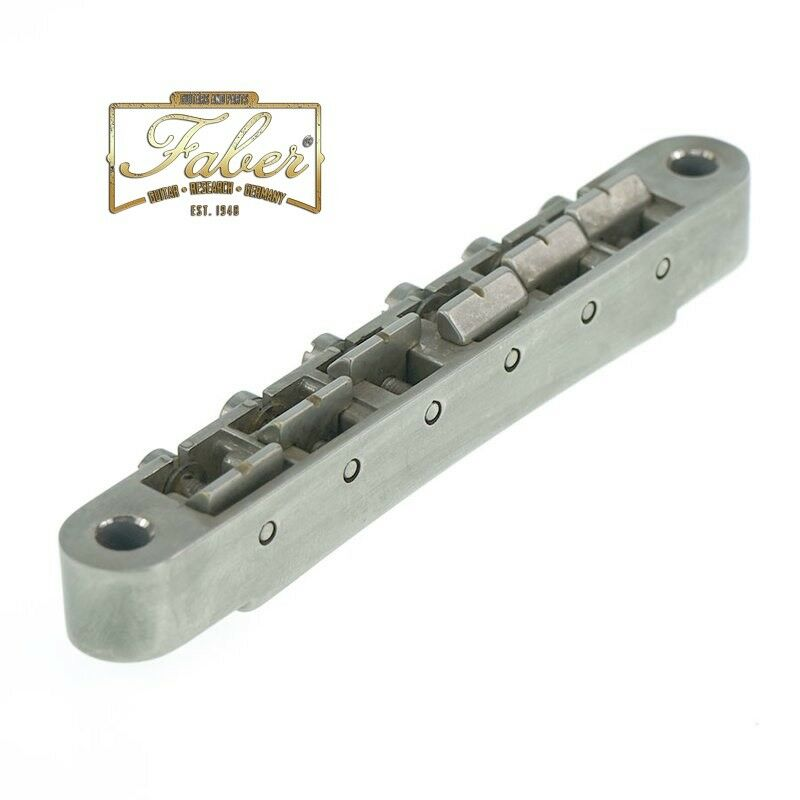 Faber ABRH-59-NA, ABRH59NA, fits Historic ABR Bridge 6-32  (3,6mm) Studs, Aged