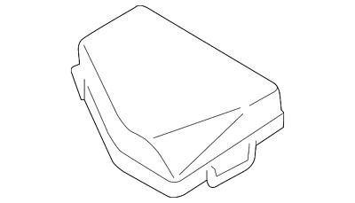 Genuine Subaru Fuse Box Cover 82243AJ01A