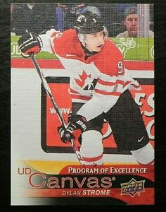 2016-17-16-17-Upper-Deck-CANVAS-Program-of-Excellence-C268-Dylan-Strome