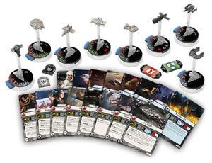 Star Wars ARMADA Fuorilegge / Antagonisti Expansion Pack GIOCHI UNITI