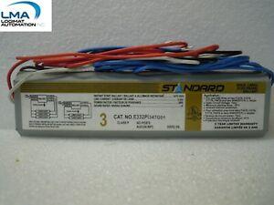 STANDARD-E332PI347G01-INSTANT-START-BALLAST-347V-60Hz-0-26AMP-3-LAMP-NEW