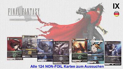 3x Garland Rare   -NM-  Final Fantasy TCG  OPUS 4 IV 4-005R