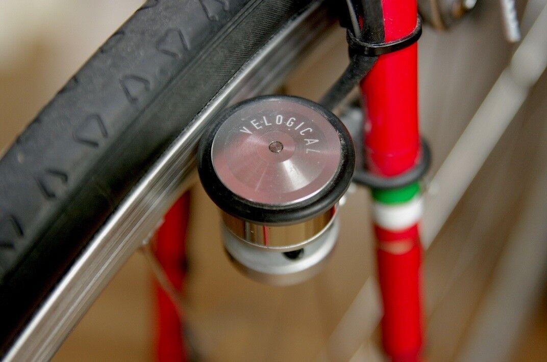 RIM DINAMO velogical Trekre REAR fitting frame Stay 1220mm TOURING bicicletta