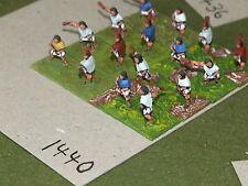 15mm late Roman Era Jewish Slingers 16 Infantry (1440)