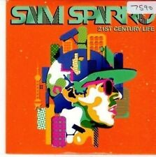 (BY212) Sam Sparro, 21st Century Life - 2008 DJ CD