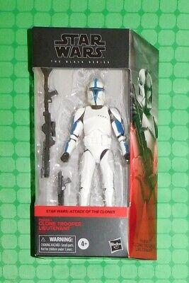 Star Wars Black Series Phase 1 Clone Trooper Lieutenant Walgreens Exclusive 2020
