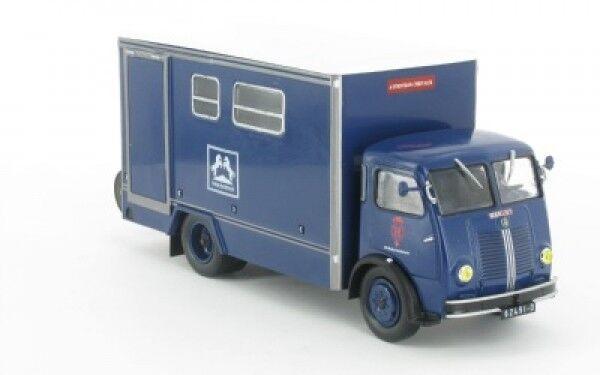 1 43 IXO Berliet GLA GLB 1957 Chevaux transporteur Camion