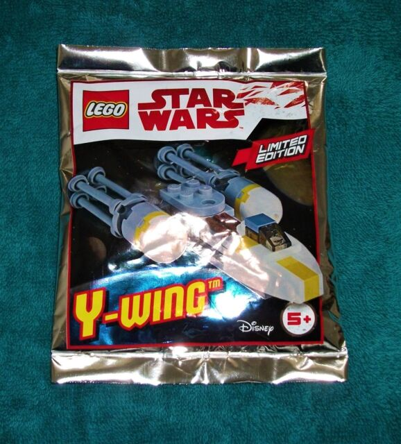 Lego Star Wars Mini Y Wing Polybag Set 911730 Bnsip Ebay
