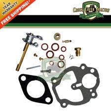 Bk9v New Carburetor Kit For Case Ih And Farmall Tractors A Av B Super A