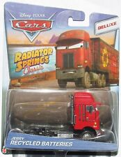 ++ Disney Pixar Cars - Deluxe Radiator Springs Classic Jerry Recycled Batteries