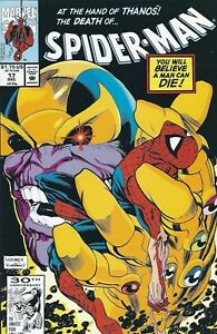 SPIDER-MAN: AT THE HANDS OF THANOS #17 (1991) MARVEL ...