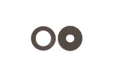 Carbon Smooth Drag washer kit Abu Garcia Baitcasters 88-89 15094 /& 10271