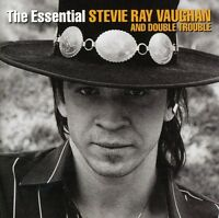 Stevie Ray Vaughan - Essential Stevie Ray Vaughan [new Cd] Rmst