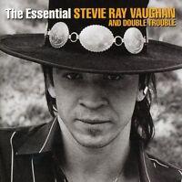 Stevie Ray Vaughan - Essential Stevie Ray Vaughan [new Cd] Rmst