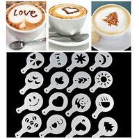 16 חלקים ליצירת ציורים בקפה
