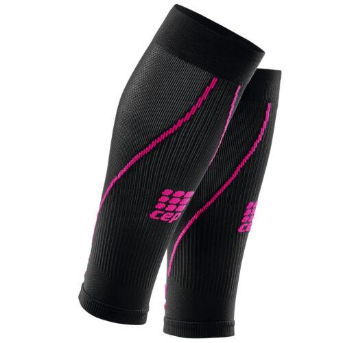 CEP pro Calf Sleeves 2.0 Lady black//pinkWS45K0 Kompression ohne Fußteil