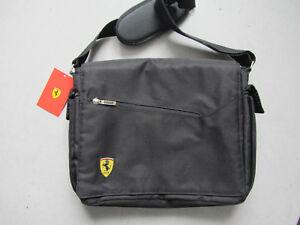 573d760809 Sac bandoulière FERRARI pour ordinateur 15 pouces   eBay
