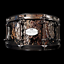 CHAOS-METAL-FORGE-14-039-039-x-6-5-039-039-HAMMERED-BRASS-SNARE-DRUM-LUDWIG-PEARL-MAPEX-TAMA miniature 1