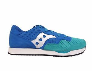 3106139df292 Saucony Men s DXN Trainer Shoes Bermuda Running Blue Green S70177-1 ...