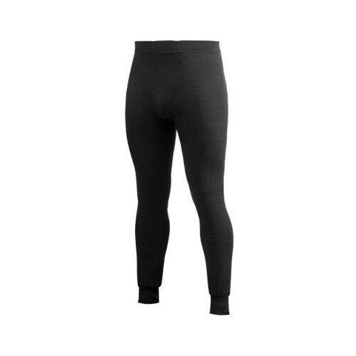 Woolpower Long Johns 400 sehr warme Unterhose  black