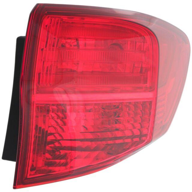 15-17 Acura TLX Rear Right Tail Light Lamp OEM L