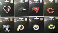OFFICIAL NFL LICENSED LAPEL PIN TEAM LOGO