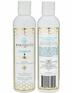 ERA-ORGANICS-NATURAL-MOISTURIZING-FACE-WASH-CLEANSE-AND-RESTORE-8oz