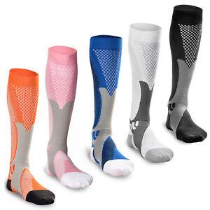 7a4883632b6 Compression Socks Sports Men Women Calf Shin Leg Running Fitness ...