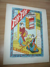 PARTITION LITHOGRAPHIEE 1910 TIN-TIN POLKA INDOCHINE