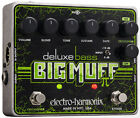 Electro-Harmonix Deluxe Bass Big Muff Pi Distortion Guitar Effect Pedal