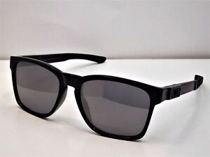02522401731 Image is loading Authentic-Oakley-OO9272-02-Catalyst-Polished-Black-Black-